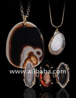 ALEX FRAGA NATURAL GEMSTONES JEWELRY - HOT TRENDS JEWELRY- DRUSY JEWELRY