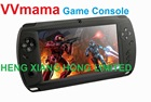 Android Game Player 7 polegada handheld Game console