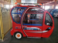 high quality four wheels passenger electric 3 wheels car for sale/cheap price-DM11