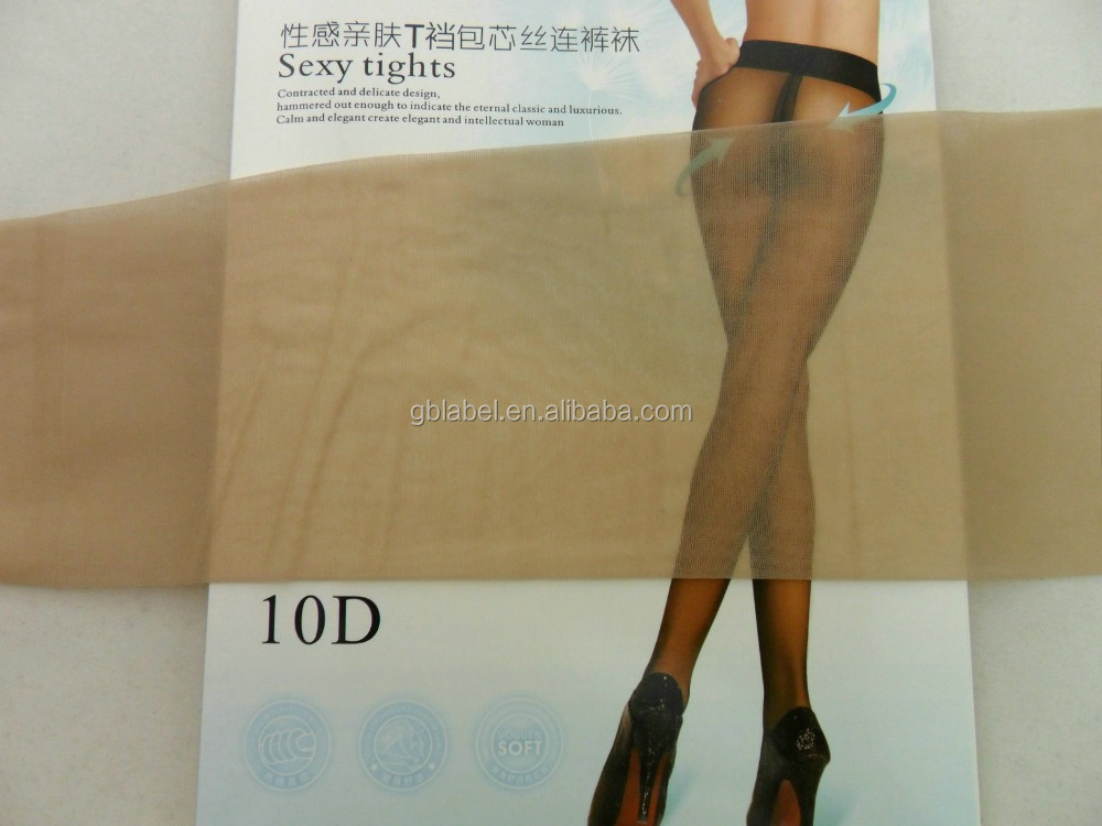 cheap wholesale fashion natural nylon feet tube pantyhose