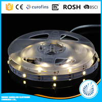 High Quality Cheap Custom Flexible Warm Whtie SMD2835 Waterproof Led Strip Lights with CE ROHS