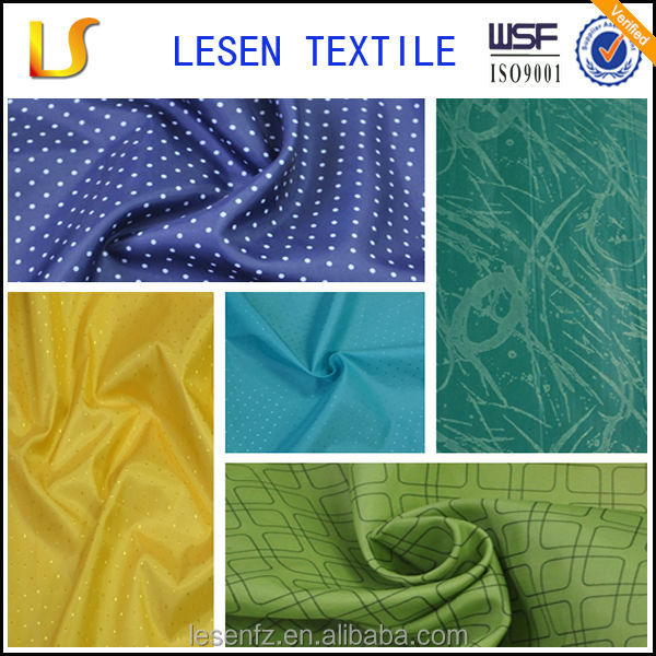 Shanghai Lesen Textile chinese character fabric