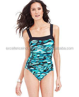 2014 wholesale hot open one piece fashion sexy waterproof women swimsuit/ Hot Sale Beautiful Ladies Sublimation Print Swimsuits