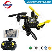 wifi fpv foldable mini drone with camera and altitude hold sensor and long time flying range