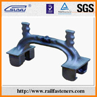 High tension rail anchor used railway fasteners