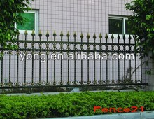accessories spear iron fence