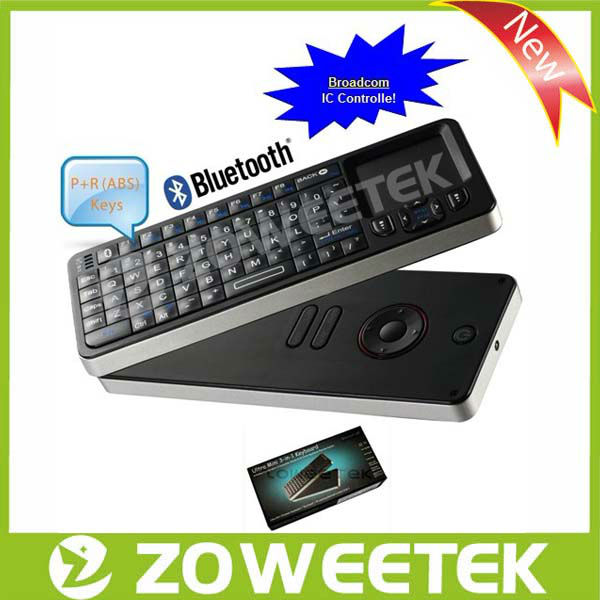 2.4g Wireless Keyboard/ir Remote Control with Speaker for for hisense smart tv