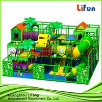 popular naughty castle children playing items jungle gym hot sale kids play area