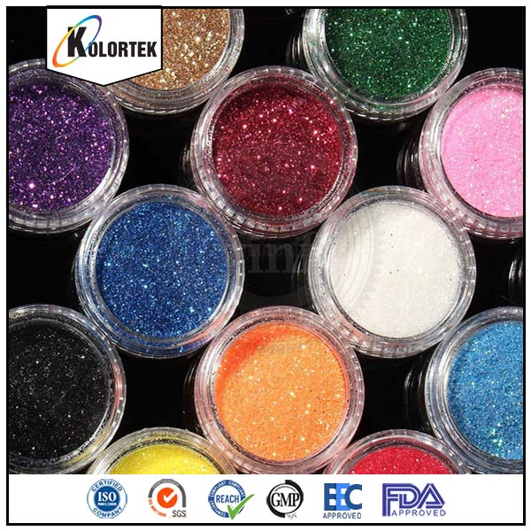Skin safe chunky body glitter, wholesale bulk cosmetic glitter powder for lip, nail, eyes