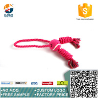 factory price pet rope toy for dog chew with good quality