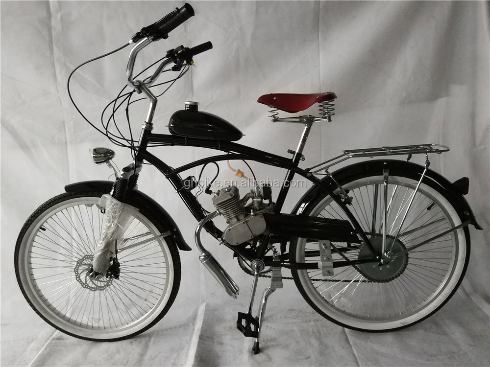 50CC pedal motorcycle 80CC motor bicycle