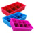 BPA FREE decor silicone ice block moulds