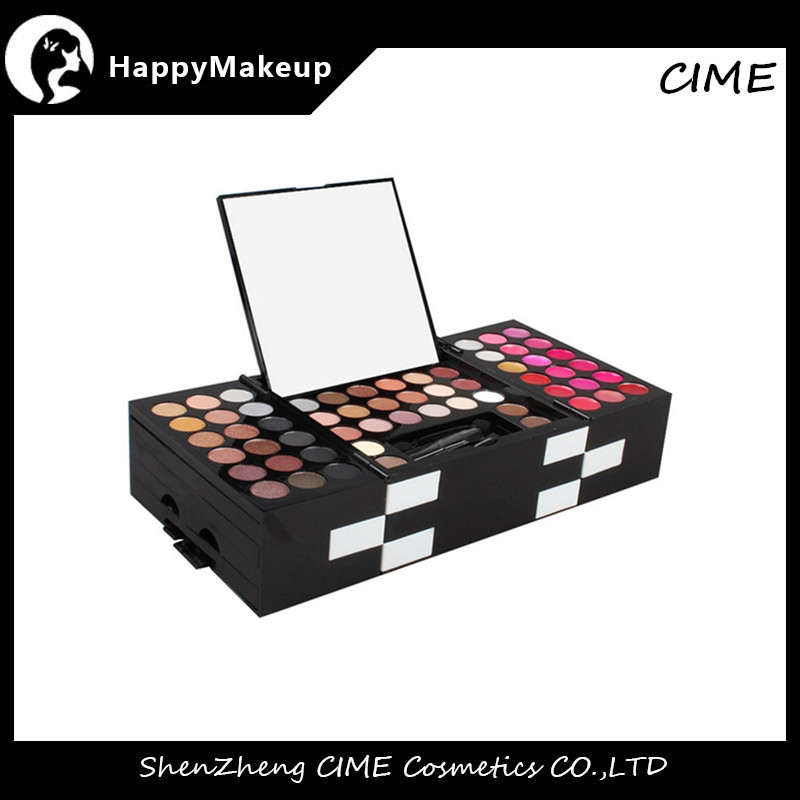 dream cosmetics 148 Colors makeup mixing eyeshadow cream palette