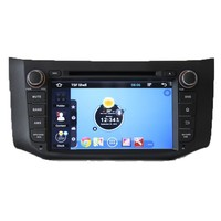 8 inch Digital Touch Screen Car Parts with GPS Navigation for Bluebird Sylphy