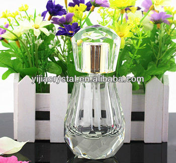 Crystal Essential Oil Bottle With transparent Dropper