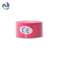 Mediacal waterproof cohesive sports kinesiology adhesive plaster tape