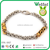 Different Types Gold Plating Steel Necklace Chains
