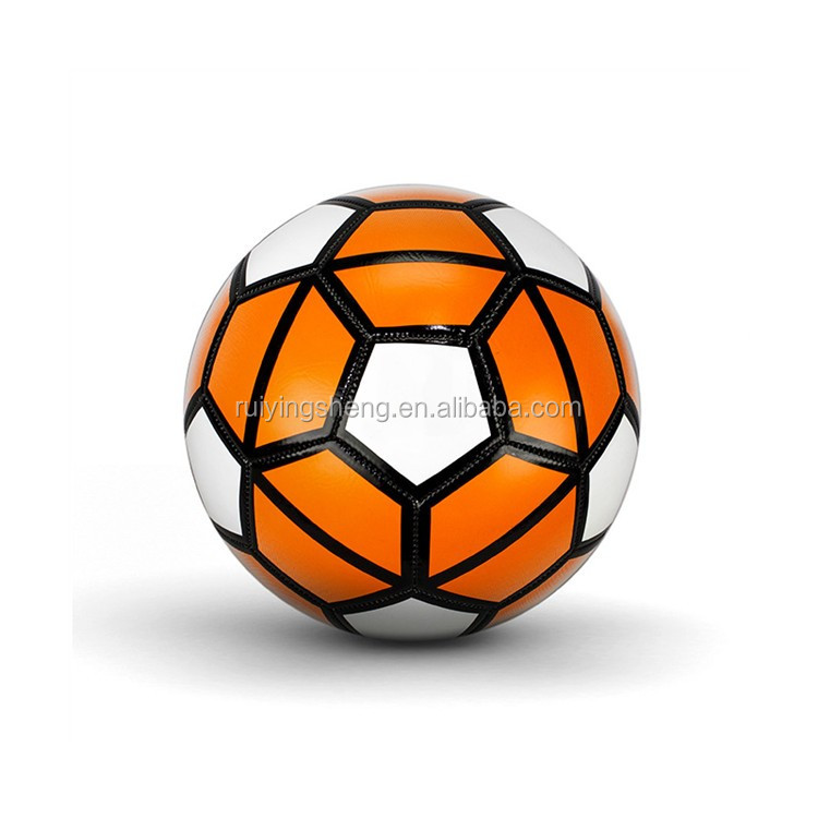 Cheap price wholesale size 5 PVC leather soccer ball