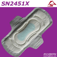 High Quality Competitive Price Super Thick Women Sanitary Pad Manufacturer from China