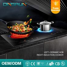 Chinese Hot Sell 110V 220V Electric Induction Cooker With Single Flat Plate Head