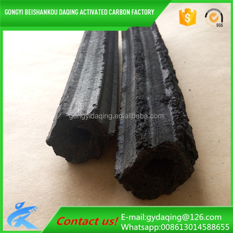 sawdust briquette machine-made charcoal