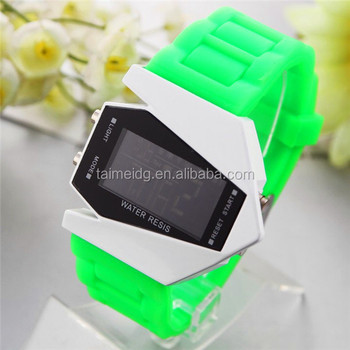 Top seller led watch as gift