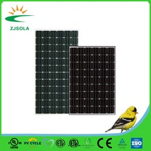 ZJSOLA PV solar modules Mono/ Poly 100w 150w 200w 250w 260W 300w solar panel off grid