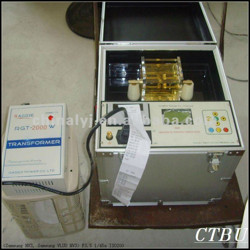 Model SY On load Digital Transformer oil breakdowm voltage <strong>tester</strong>