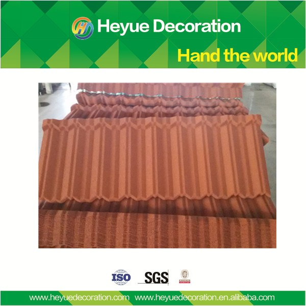 2016 hot products high rib roofing sheet
