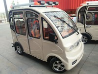 electric 4 wheeler tricycle manufacturer in China