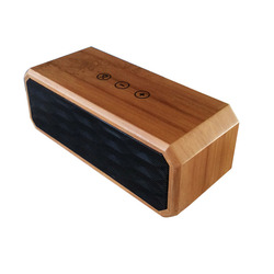 2016 High Quality OEM Professional Mini Portable Wooden Wireless Bluetooth Speaker