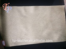 Pattern Embossed PU/PVC Synthetic Leather Nonwoven Fabric