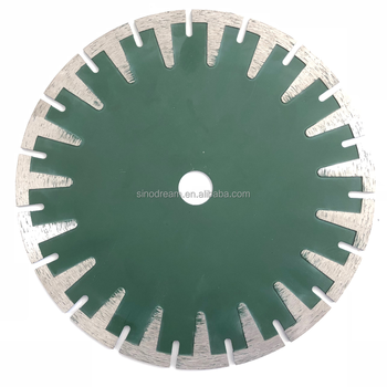 Top quality hot sell segment diamond saw blade circle cutting blades