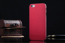 iBest Hot Selling Titanium Alloy Case for iPhone 5 / Ultra-thin Brushed Metal Titanium Alloy Case For iphone 5