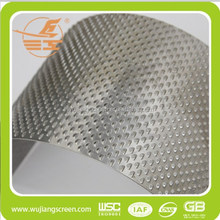 SS302 carbon steel hammer mill screens