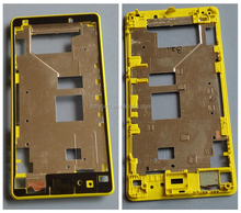 Front Cover For Sony Xperia Z1 Compact Front Housing Bezel Assembly For Sony Z1 Mini D5503 M51W Front Frame