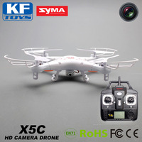Syma X5C middle 4 Channels rc helicopter with camera rc quadcopter