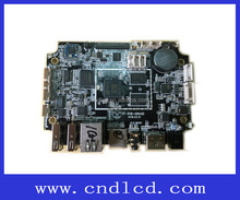 8-core, 2G DDR, 8G 16G 32G Storage, RJ45 Serial Port All-in-one Android AD Machine Mother Board