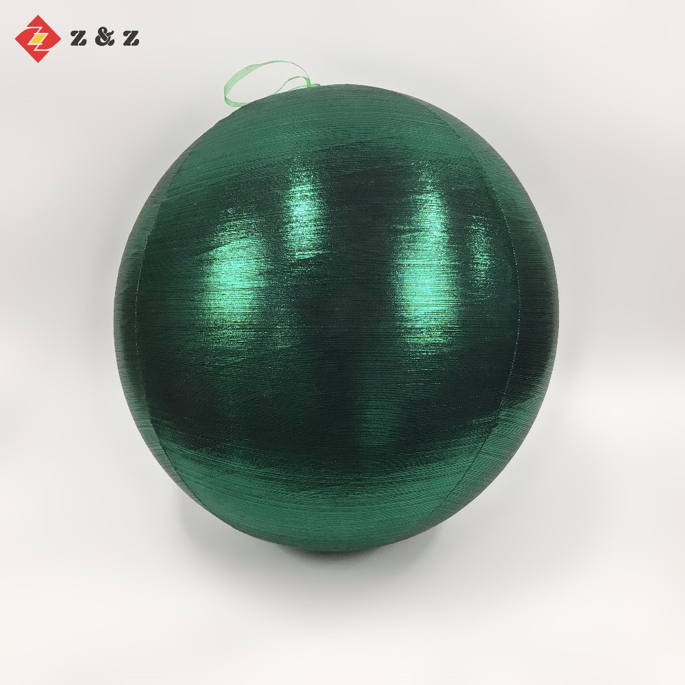 2018 NEW DESIGN FESTIVAL DECORATION FOLDABLE CHRISTMAS BALL