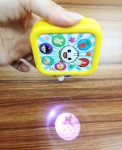 cute and cheap sound watch toy for kids