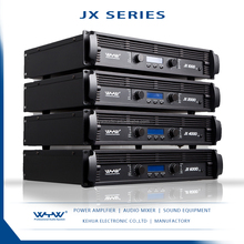 JX 4000 switching professional power amplifier