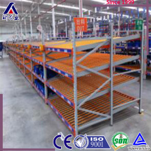 fifo storage shelf , heavy duty pallet roller racking system