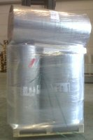 Plastic Film on Rolls Stock lot.