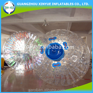 Top Sale Clear Inflatable Hydro Zorb Ball