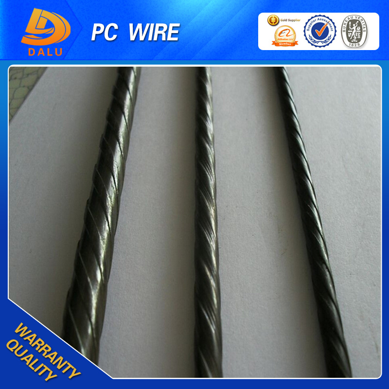 4mm DIA thin pc wire rod steel coil wire Hot Sale
