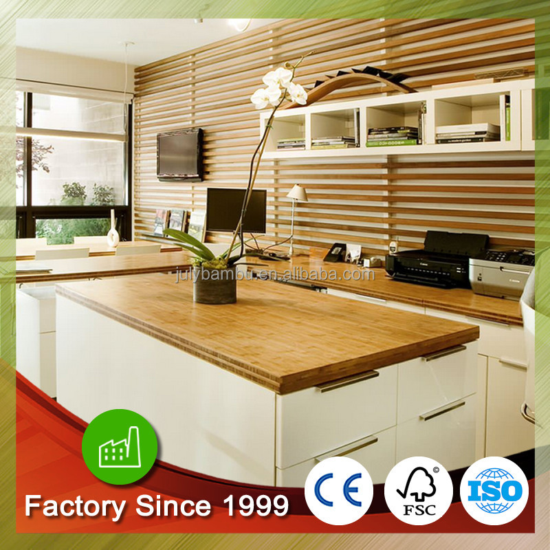 3 5 7 8 9 layers bamboo worktop factory direct