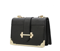 Toothpick Texture Stereotypes Banquet Professional Women's Shoulder Bag