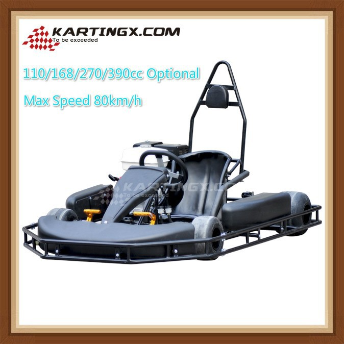 2015 Promotional 270cc/390cc Adult Racing Go Kart for Sale