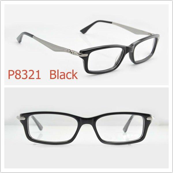 Gafas de monturas de gafas fabricantes made in italy P8321 ...