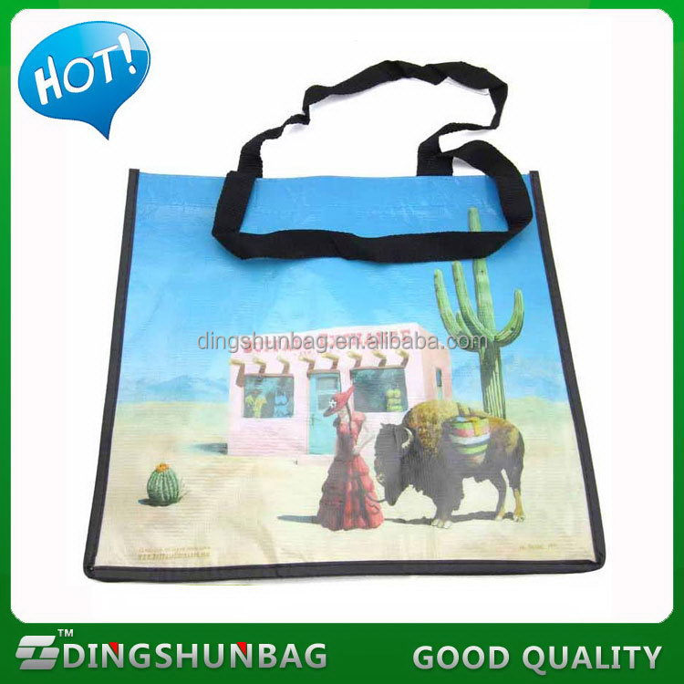 Best quality cheapest shopping non woven carpet bag